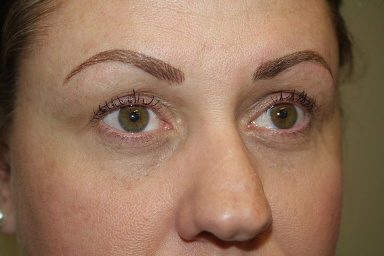 eyebrows block amp feather touch by lyn quade cosmetic